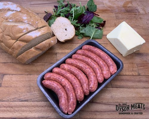 8 Tomato Sausages