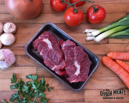 Braising Steak 500g