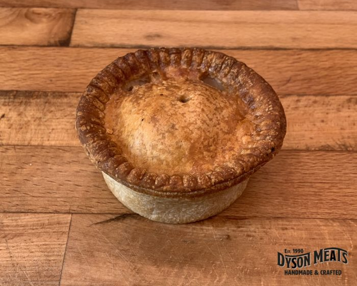 Traditional Pork Pie