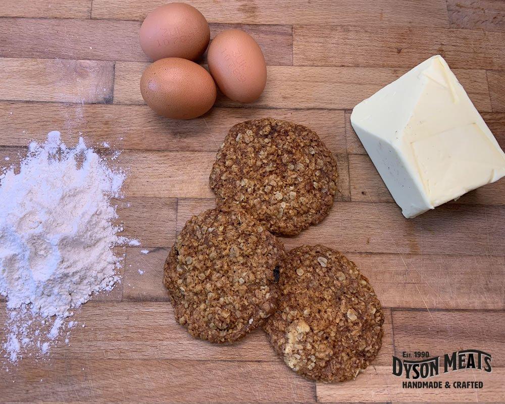 Oat & Raisin Biscuits