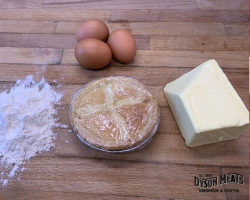 Small Uniced Bakewell Tart