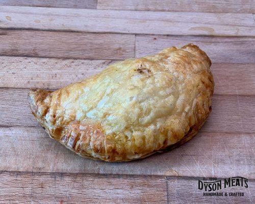 Chicken & Ham Pasty